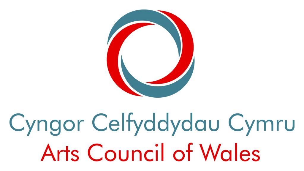 Arts Council of Wales lgog