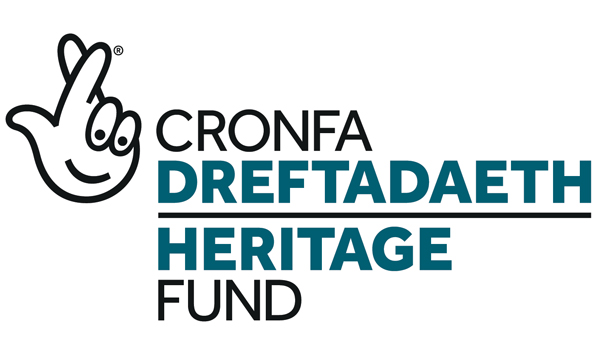 Heritage Lottery Wales Logo