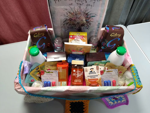 Gift Box Forge Care Home