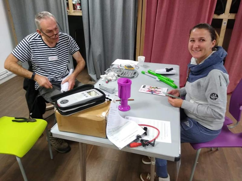 Dusty Shed Repair Cafe